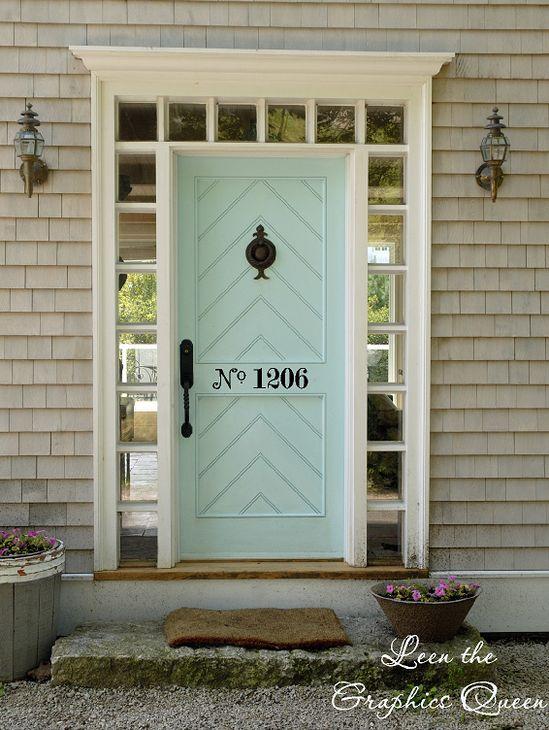 Love that DOOR!!!!
