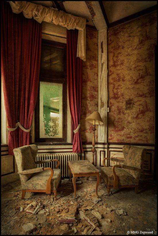 Moth Castle - Abandoned