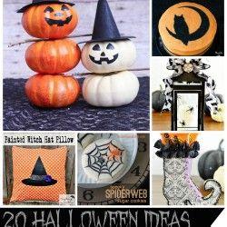 20 Halloween IDeas
