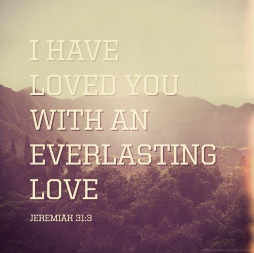 Jeremiah 31:3