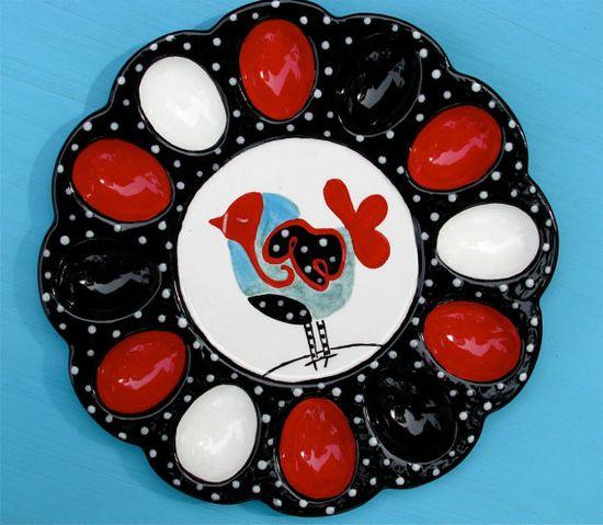 Egg plate