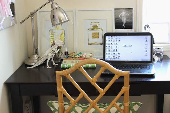 Tiffany Leigh Interior Design: Office Nook