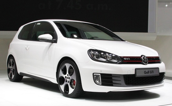 Volkswagen GTI — Cheapest new sport cars list 2012