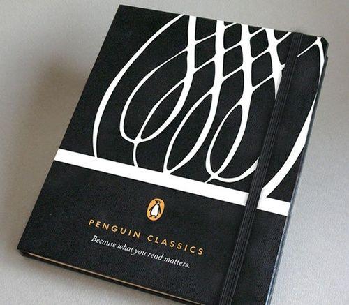 Black + White Book Cover