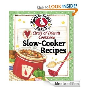 Slow-Cooker Recipes -  @gooseberrypatch