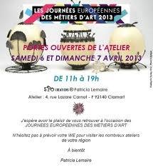 portes ouvertes avril 2013 - patricia Lemaire