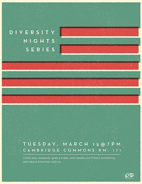 diversity_nites by christopher Paul, via Flickr