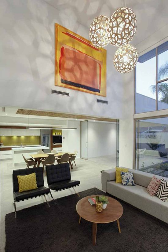 #livingroomideas Room modern house design two storey Modern House Design with Two storey