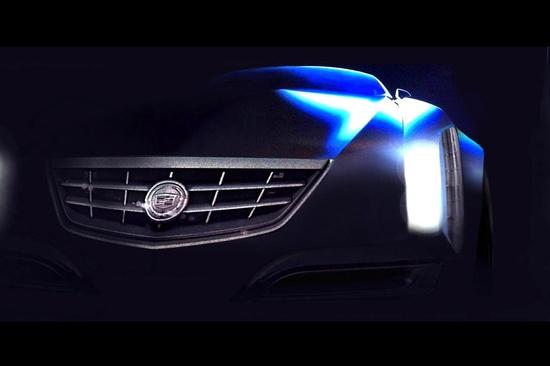 Cadillac sports car concept