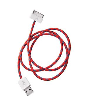 Patterned USB Cable