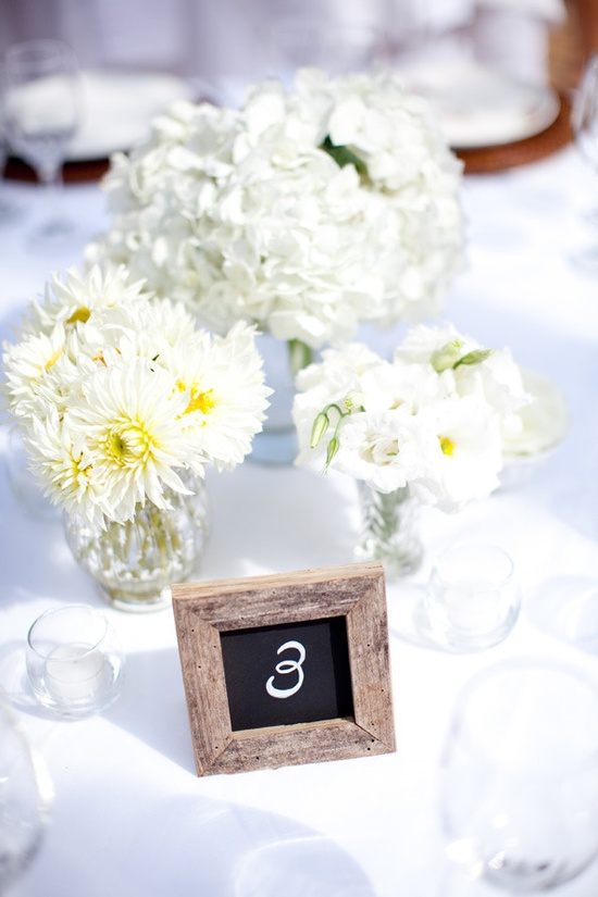 White Posies = Wedding = LOVE ... Photography by joannatano.com, Floral Design by website.spinsunli...
