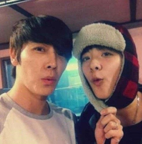 f(x)'s Amber thinks she and Super Junior's Donghae look a lot alike