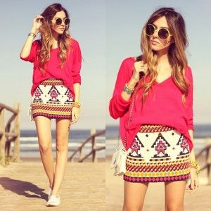 Top 4 Outfits for 2013 Summer fashion