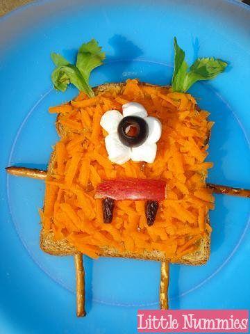 Kid Food: Lil' Monster