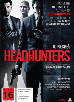 Headhunters- my all time fav. crime movie. If you can handle a foreign film...watch. Or read the book. Genius!