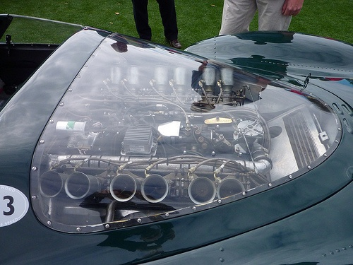 Jaguar XJ-13 V12 Engine