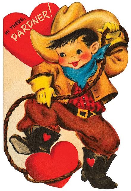 Lots of Vintage Valentines