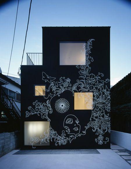 Sin Den in Tokyo by Klein Dytham Architecture - love!