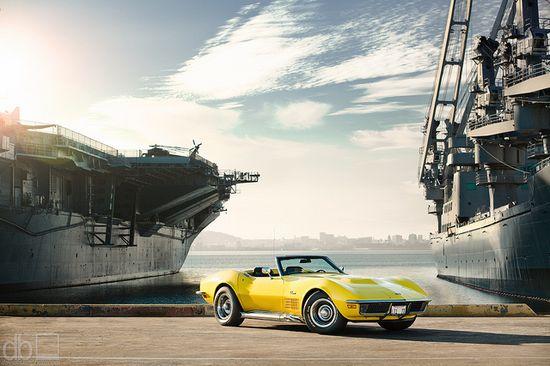 1970 Corvette Stingray LT1