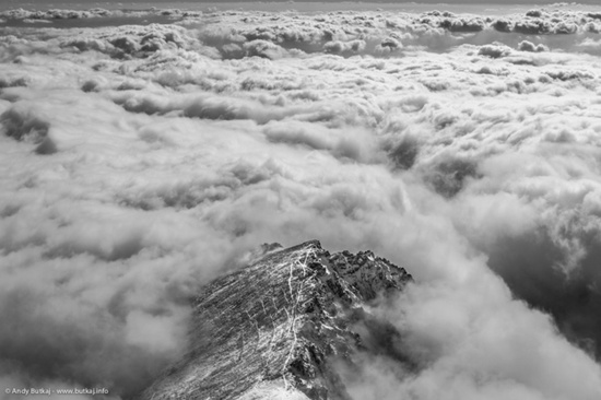 Above The Clouds by Andy Butkaj