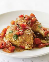 Chicken in Vinegar Sauce // Our Favorite Chicken Breast Recipes: www.foodandwine.c... #foodandwine