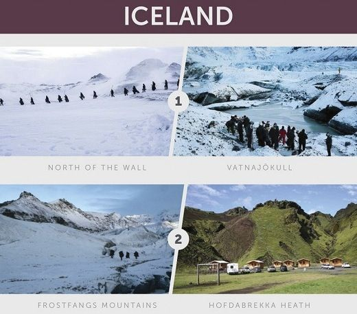 The 'Game Of Thrones' Travel Guide