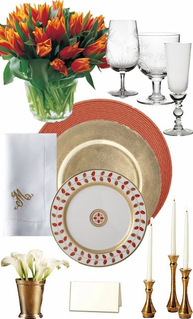 Thanksgiving Table Setting #couponsandkids #thanksgiving