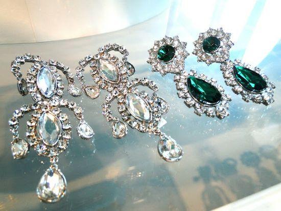 Anna Dello Russo For H Style featured fashion accessories