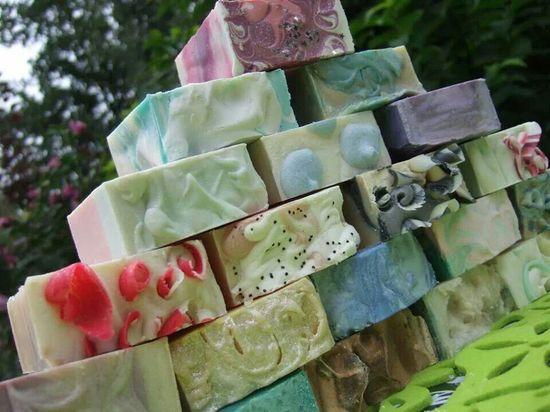 Heavenly Bodies Handmade Soap