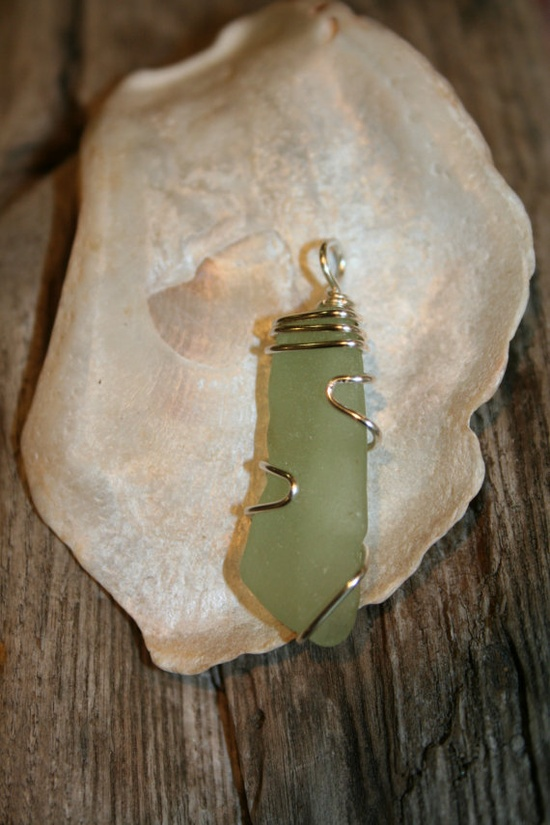 Beautiful Sea Glass Jewelry