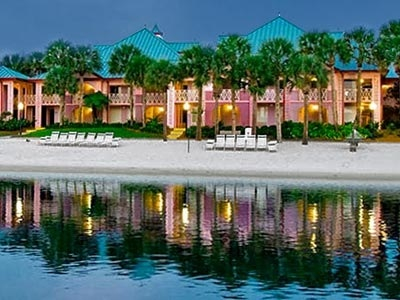 Caribbean beach resort, Disney World ???? - I've stayed here.  Very nice hotel at Disney