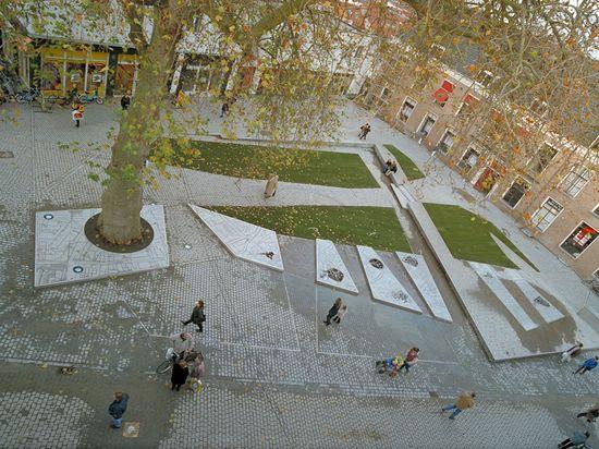 Gouvernementsplein by Karres en Brands Landscape Architecture