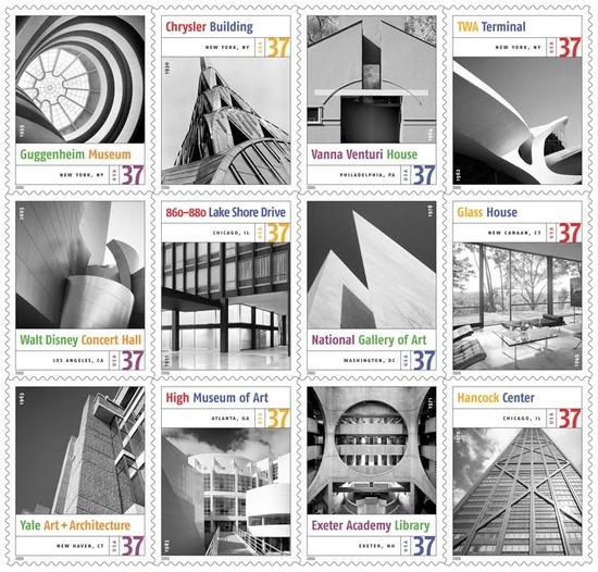 Masterworks of Modern Architecture