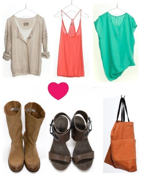 Summer Clothes for