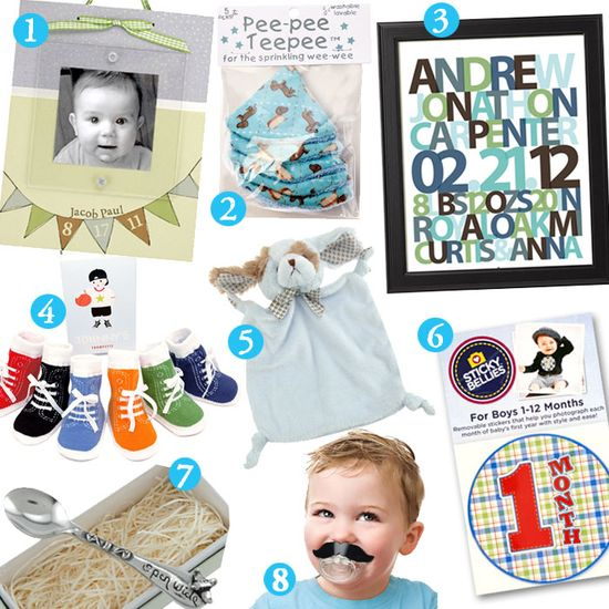 cute baby boy gifts