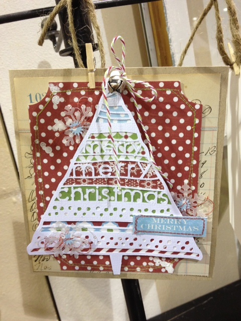 Brand New Lily Bee Design Christmas Cheer Collection - Scrapbook.com
