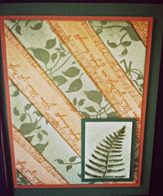 Handmade card #theoccasionalartist