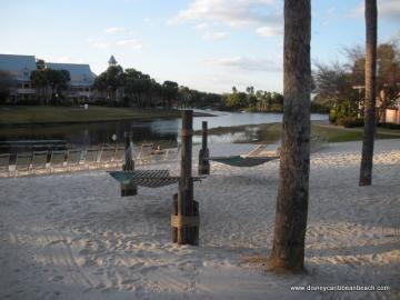 Hammock afternoon at the Caribbean Beach Resort in #Disney World!