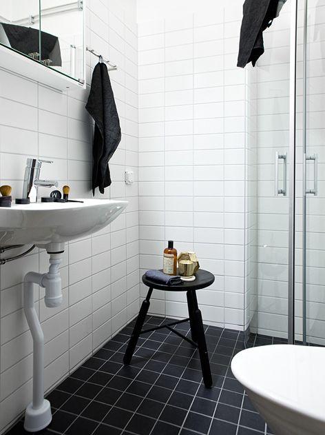 Simple Stockholm apartment - via Coco Lapine Design