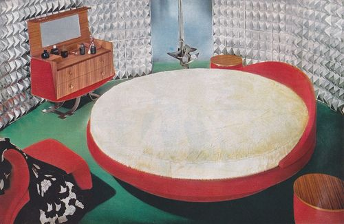 1968 Design - Bedroom