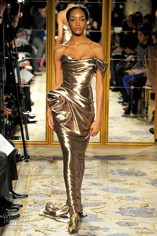 Marchesa Oscars dress 2013