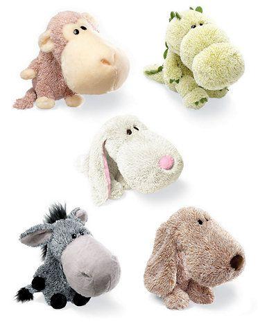 Nuzzles Stuffed Animal $24