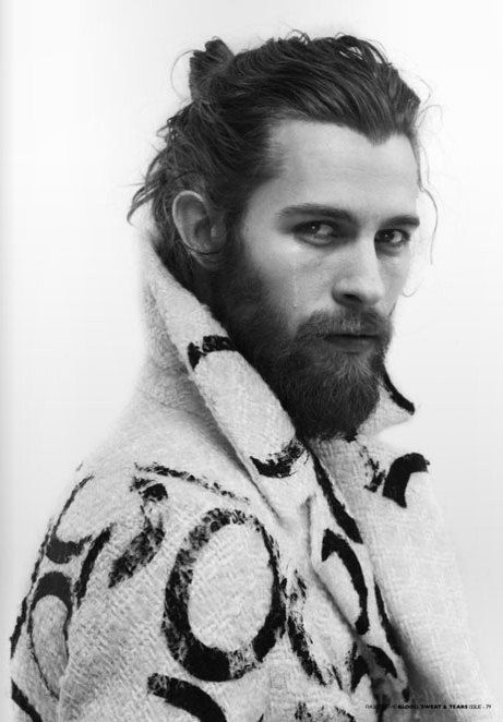 beard beard beard and some hair , love love love