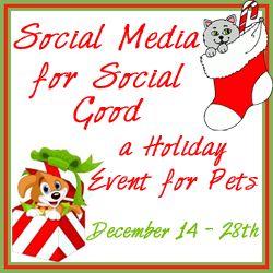 Social Media for Social Good Holiday Event