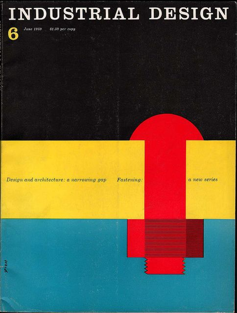 Industrial Design magazine June 1959 by sandiv999, via Flickr