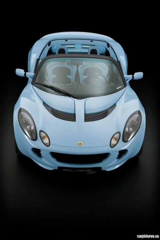 Lotus Elise - my dream car that I have no chance in hell of ever owning...