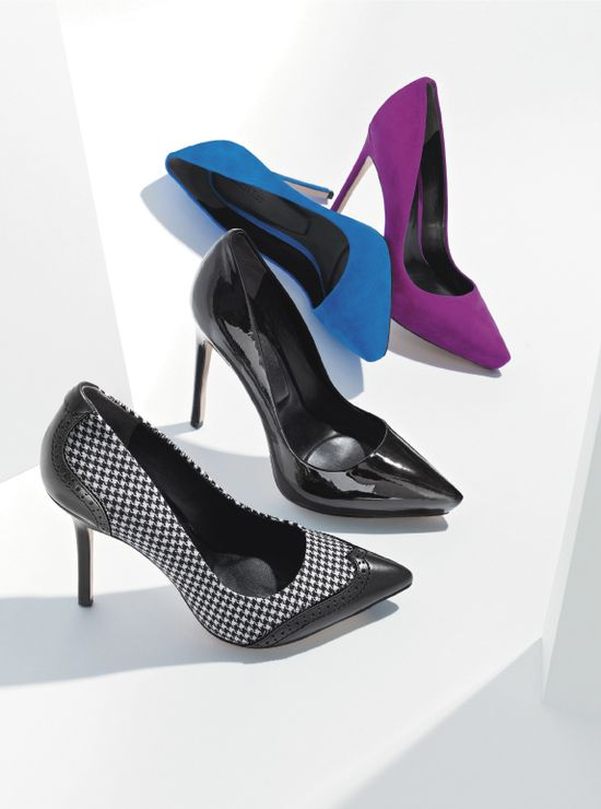 Rachel Roy Perfectly Classic Pointy-Toe Pumps #Nordstrom #AugustCatalog