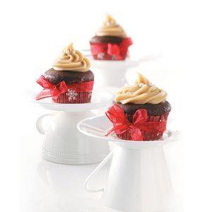 Candy Bar Cupcakes Recipe