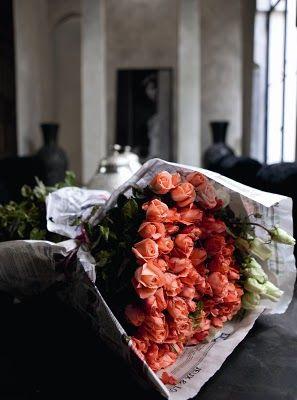Love fresh flowers !