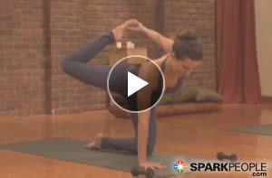 10-Minute Yoga-Pilates Fusion Workout